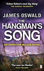 The Hangman's Song af James Oswald