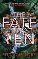 The Fate of Ten af Pittacus Lore
