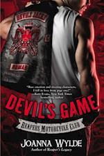 Devil's Game af Joanna Wylde