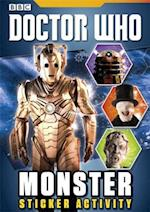 Doctor Who: Monster Sticker Activity Book (Doctor Who)