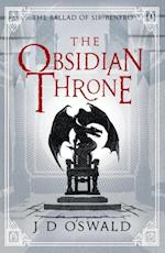 The Obsidian Throne af J.D. Oswald