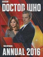 Doctor Who The Official Annual 2016 (Doctor Who)