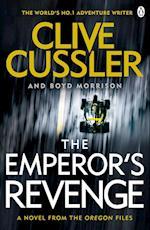 The Emperor's Revenge (Oregon Files, nr. 11)