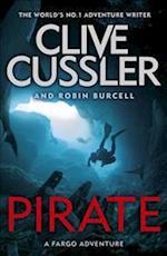 Pirate af Clive Cussler