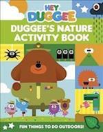 Hey Duggee: Duggee's Nature Activity Book (Hey Duggee)