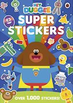 Hey Duggee: Super Stickers (Hey Duggee)