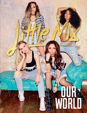 Bog, hardback Our World af Little Mix