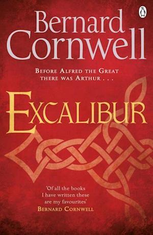 Bog, paperback Excalibur af Bernard Cornwell
