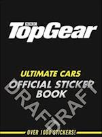 Top Gear: Ultimate Cars Official Sticker Book (Top Gear:)