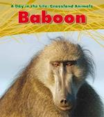 Baboon (Read and Learn: A Day in the Life: Grassland Animals)