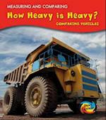 How Heavy Is Heavy? (Young Explorer: Measuring and Comparing)