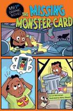 The Missing Monster Card af Lori Mortensen