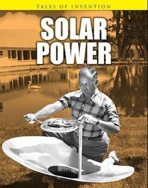 Bog, paperback Solar Power af Chris Oxlade