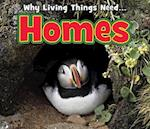 Homes (Acorn: Why Living Things Need)