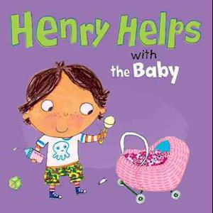 Henry Helps with the Baby