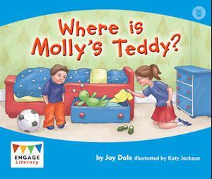 Where is Molly's Teddy?