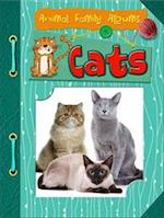 Cats (Raintree Perspectives Animal Family Albums)