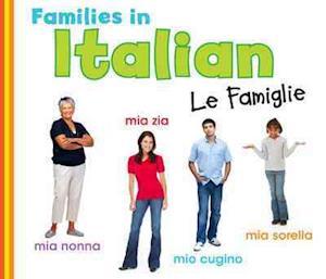 Families in Italian: Le Famiglie