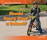 Should Henry Wear a Helmet? (Acorn What Would You Do)