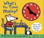What's the Time, Maisy? (Maisy)