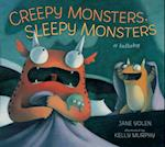 Creepy Monsters, Sleepy Monsters af Kelly Murphy, Jane Yolen