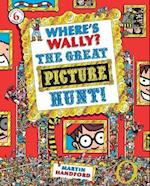 Where's Wally? The Great Picture Hunt (Wheres Wally)