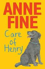 Care of Henry af Paul Howard, Anne Fine