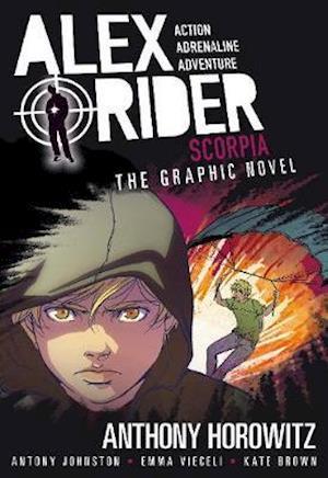 Scorpia Graphic Novel