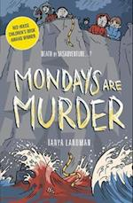 Murder Mysteries 1: Mondays Are Murder