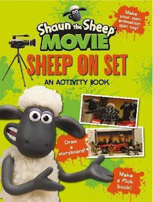 Shaun the Sheep Movie - Sheep on Set Activity Book
