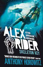 Skeleton Key af Anthony Horowitz