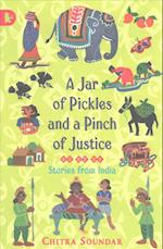 A Jar of Pickles and a Pinch of Justice af Chitra Soundar