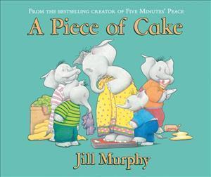 Bog, paperback A Piece of Cake af Jill Murphy