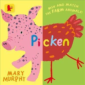 Bog, papbog Picken af Mary Murphy