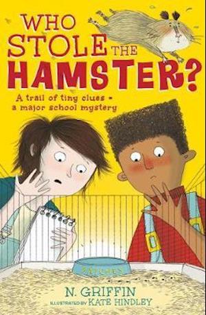 Bog, paperback Who Stole the Hamster? af N. Griffin