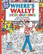 Where's Wally? The Colouring Collection (Wheres Wally)