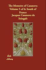 The Memoirs of Casanova Volume 5 of 6 af Jacques Casanova de Seingalt