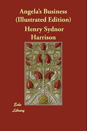 Bog, hæftet Angela's Business (Illustrated Edition) af Henry Sydnor Harrison