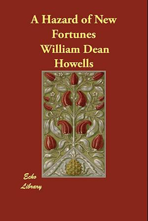 Bog, hæftet A Hazard of New Fortunes af William Dean Howells