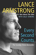 Every Second Counts af Lance Armstrong