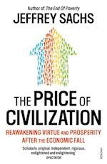 Price of Civilization af Jeffrey Sachs