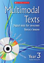 Multimodal Texts Year 3 af Sarah Fleming, Celia Warren, Adam Guillain