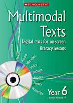 Multimodal Texts Year 6 af Sarah Fleming, Gill Matthews, Celia Warren