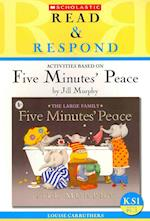 Five Minutes Peace af Jill Murphy, Louise Carruthers, Gaynor Barrs
