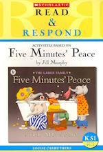 Five Minutes Peace Teacher Resource af Jill Murphy, Louise Carruthers, Gaynor Barrs