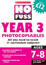 No Fuss: Year 3 Photocopiables af Jean Noble, Paul Noble, Ann Kronheimer
