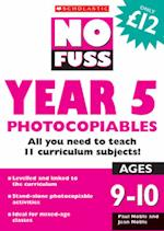 No Fuss: Year 5 Photocopiables af Jean Noble, Paul Noble, Jon Sayer