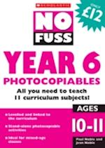 No Fuss: Year 6 Photocopiables af Jean Noble, Peter Richardson, Paul Noble