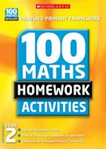 100 Maths Homework Activities for Year 2 af Richard Cooper, Jenny Tulip, Debbie Clark