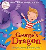 George's Dragon af Russell Julian, Claire Freedman